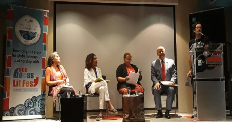 RD participa en festibal literatura en Trinidad y Tobajo