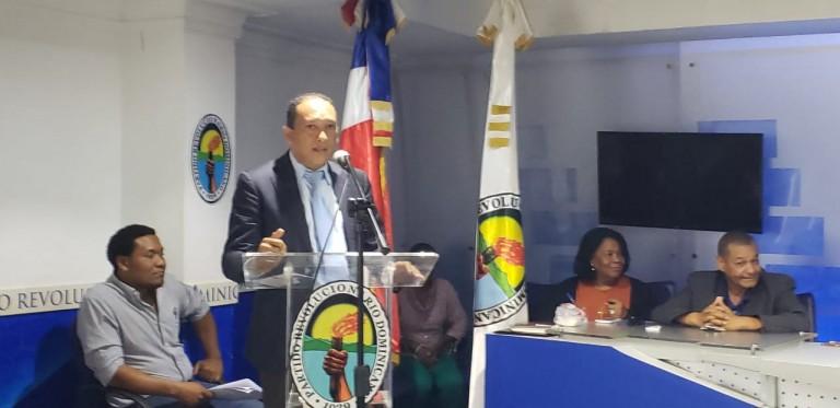 Graciano Jiménez presenta propuesta a la Alcaldía DN