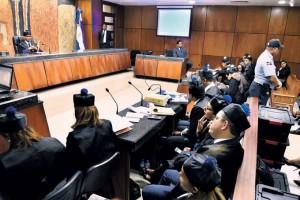 Seis del caso odebrecht van a juicio de fondo