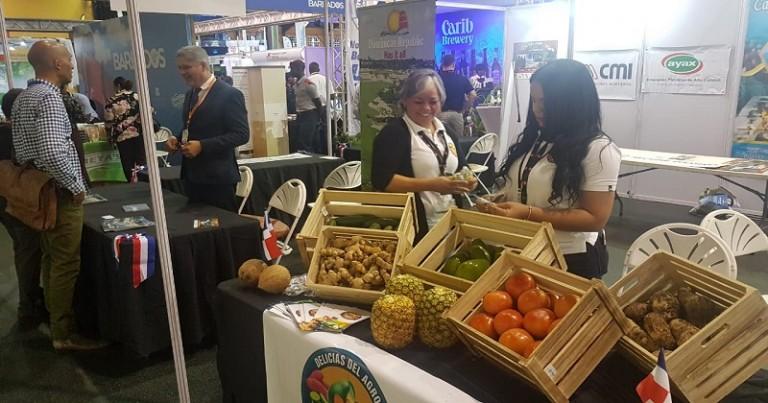 RD muestra productos en feria Trinidad y Tobago