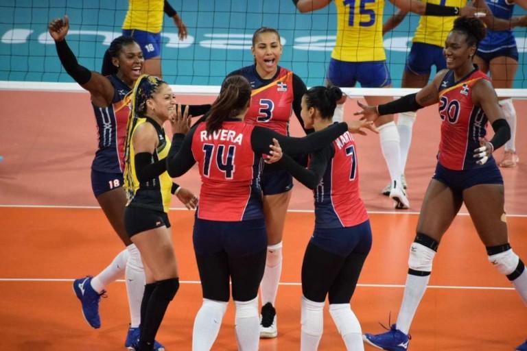 Las Reinas del Caribe ganan oro