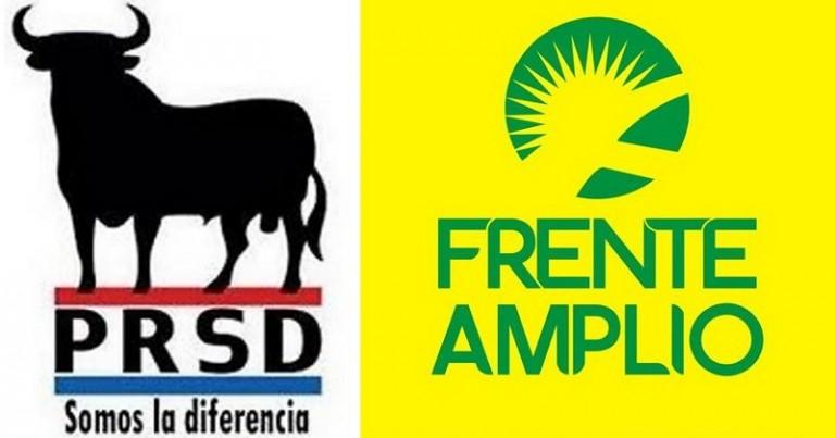 PRSD y Frente Amplio