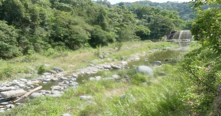 Río Isa en Villa Altagracia