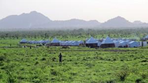 Campamento de refugiados de Nguenyyiel, Etiopía