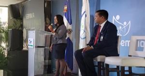Efigenia Morrison, directora Servicio de Salud ARS Semma