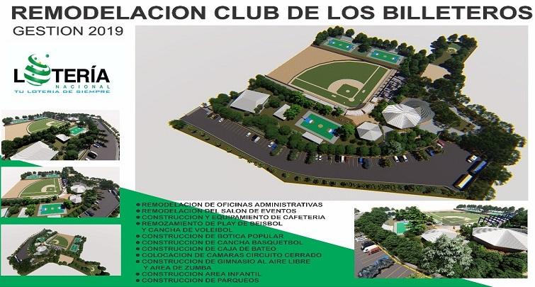 Remodelación Club Los Billeteros