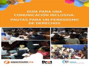 Guia para comunicación inclusiva