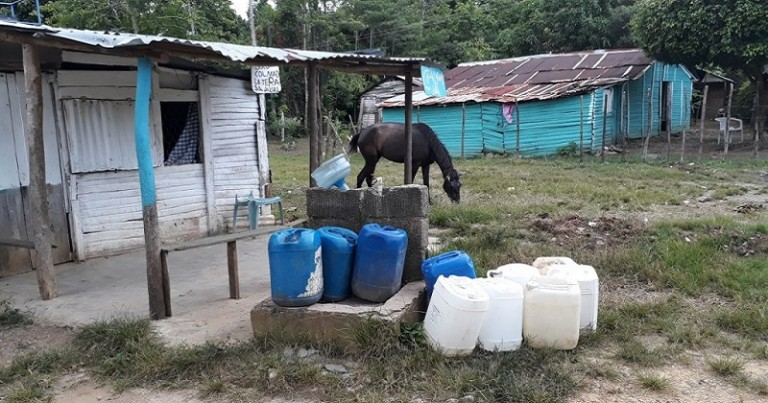 Desigualdad provoca éxodo en Monte Plata
