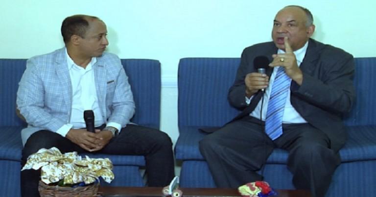 Doctor Tirso Roa Castillo, presidente Fundacam