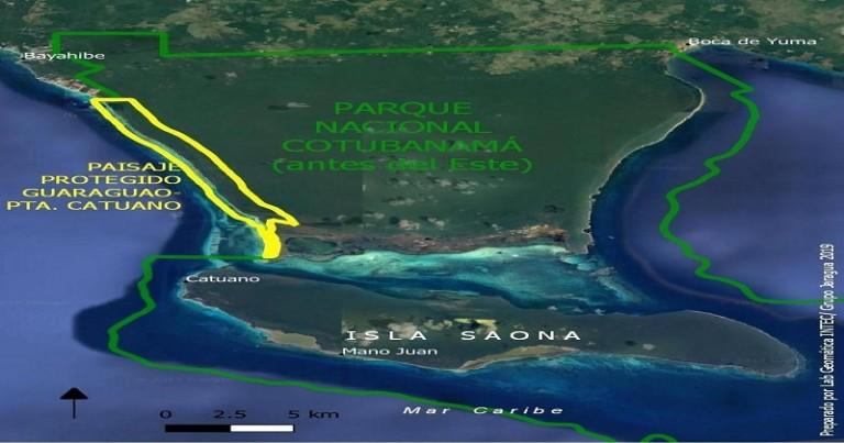 Parque Nacional Cotubanamá