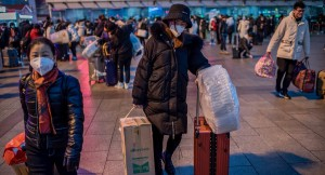 China prohíbe salir de Wuhan por nuevo coronavirus