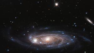 Galaxia de Rubin en la constelación de Perseus norte