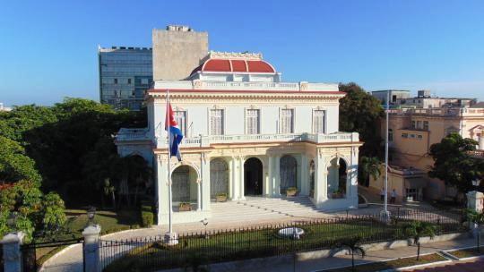 Imagen MInisterio Relaciones Exteriores de Cuba