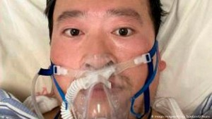 Doctor Li Wenliag´s, quien alertó del coronavirus