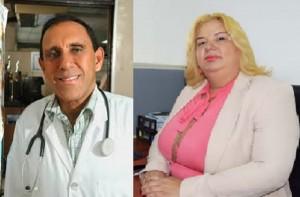 Cruz Jiminián y María Batista