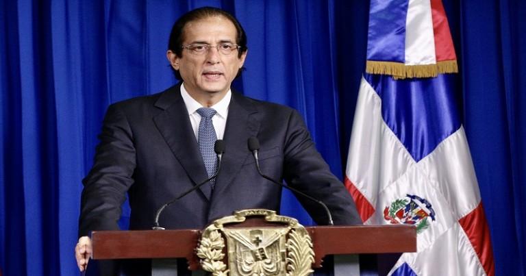 Gustavo Montalvo ministro de la Presidencia