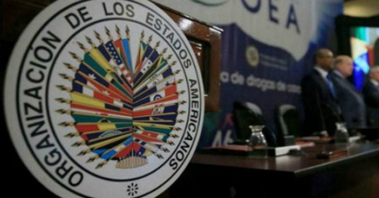 Una reunión de la OEA