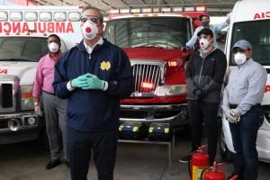 Abinader entrega 26 ambulancias a municipios