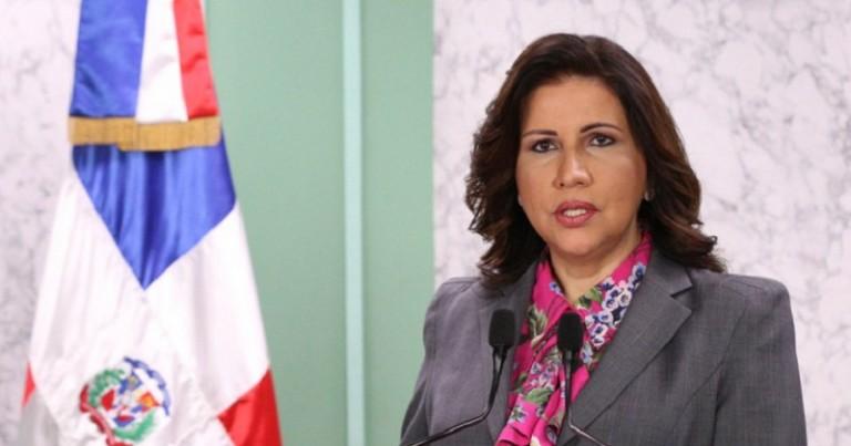 Margarita Cedeño vicepresidenta de la RD