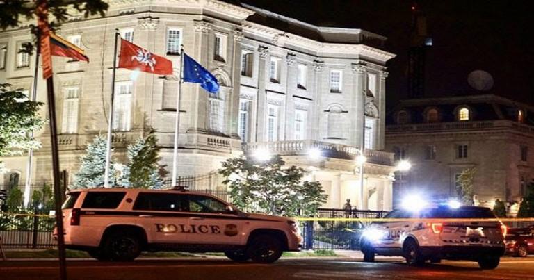 Embajada de Cuba en EE.UU.