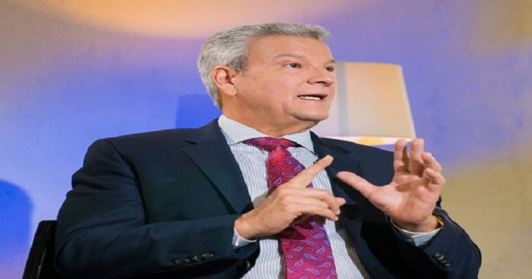 Lisandro Macarrulla explica plan asistencia social PRM