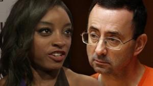 Simone Biles acuso de abuso sexual a Larry Nassar