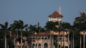 Mar-a-Lago, complejo privado de Donald Trump, en Palm Beach, Florida