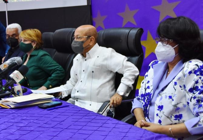 El PLD quiere una JCE de consenso