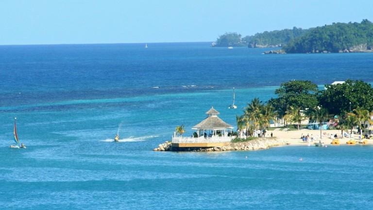 Paisaje de el Caribe