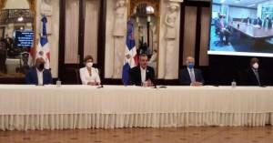 Gobienrno firma acuerdo para exploración petrolera