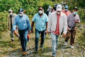 Retomarán construcción presa de Guaigui en La Vega