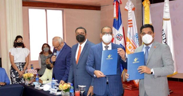 OP y Fedomu firman acuerdo