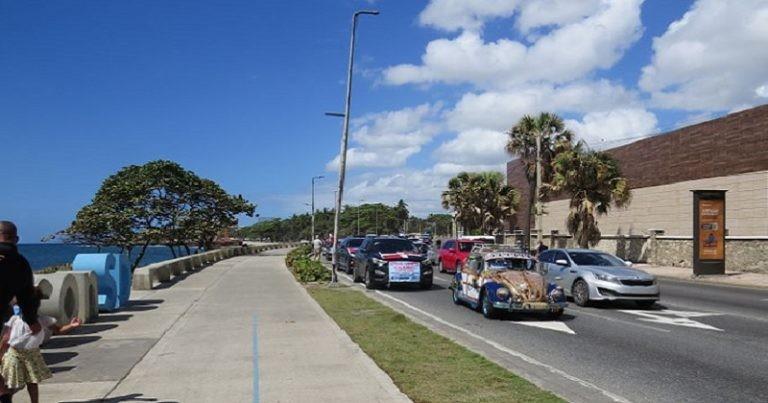 Amplio rechazo en RD a bloqueo de EEUU a Cuba