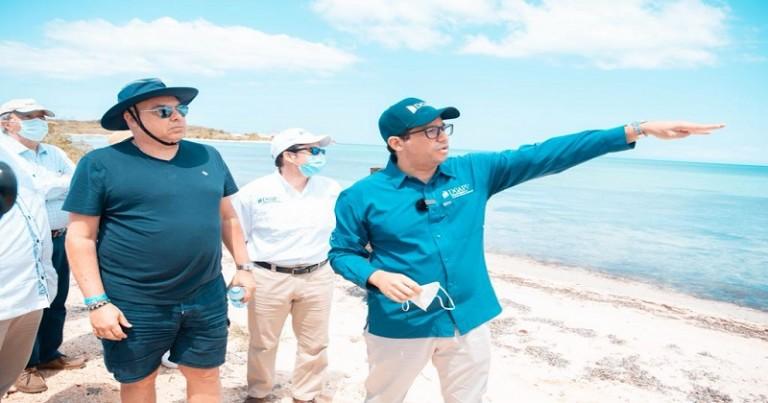 Inversionistas mexicanos visitan Pedernales