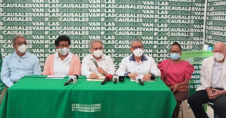 Médicos y enfermeras piden incluir las tres causales en el CP
