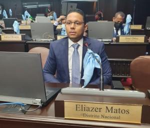 Diputado Eliazer Matos
