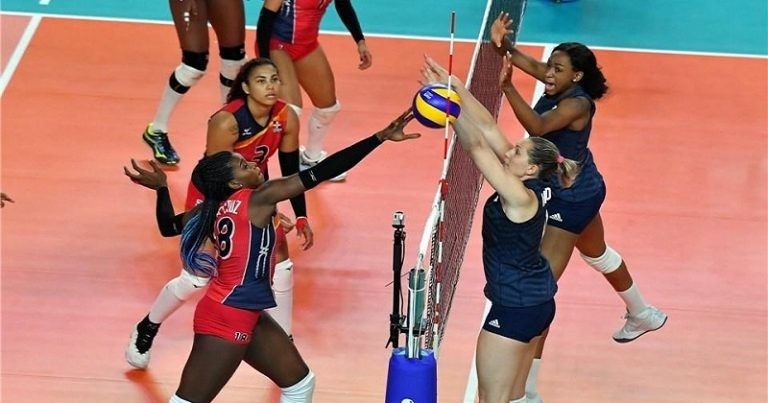 EEUU derrota 3-0 a RD en Liga de Naciones- Italia