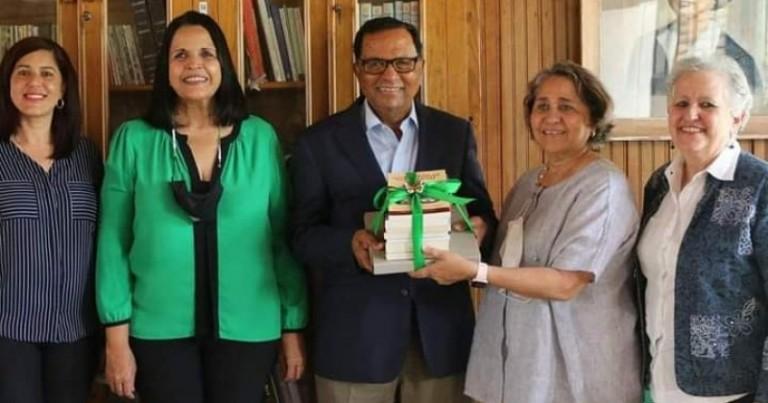 Integran Biblioteca Hermanas Mirabal