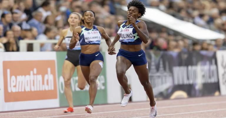 Marileidy Paulino se impone en los 400 metros en Suiza