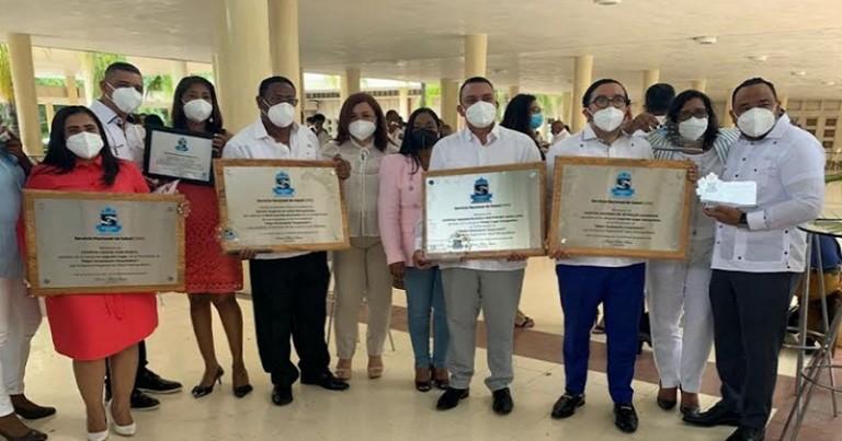 SRSM obtiene primer lugar en calidad servicios hospitales