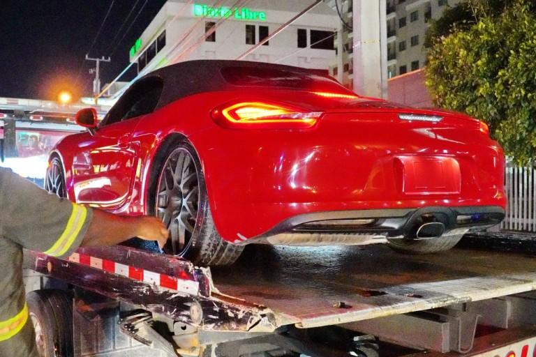 Digesett retiene vehículos alta gama