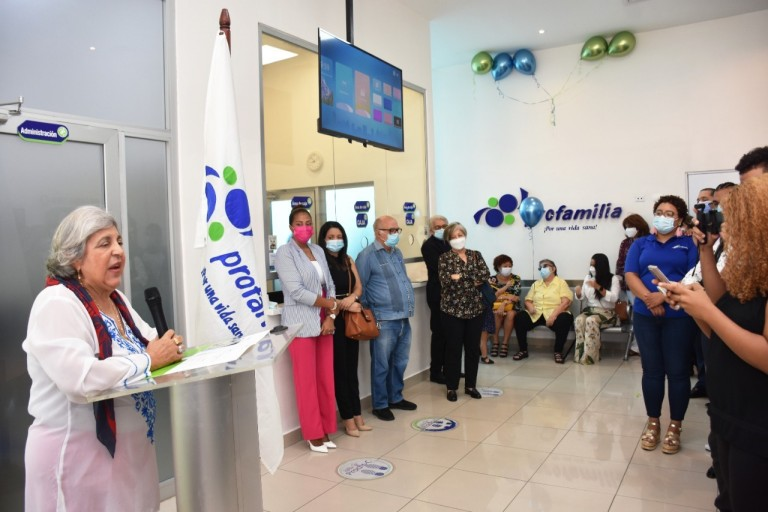 Profamilia remodela clínica de Herrera