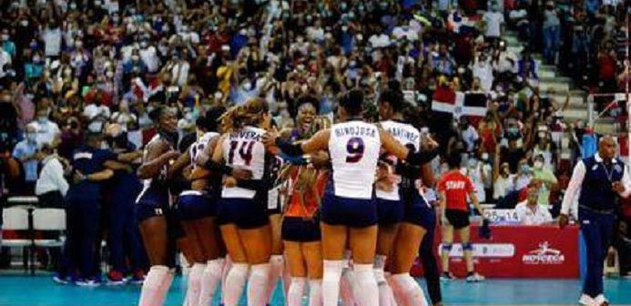 Reinas del Caribe ganan 5ta Copa Panamericana volibol mayores
