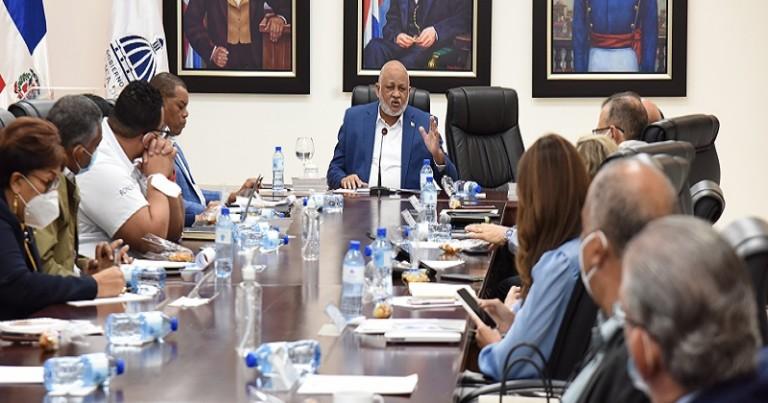 Reunión Comisión de Observación del Concurso de Oposición Docente 2021