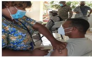 Salud vacuna contra la DT en la frontera