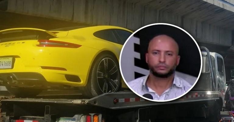 Digesett entrega el Porsche amarillo